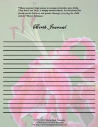 Birth Journal IV