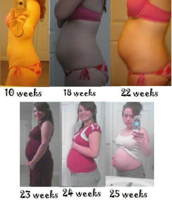 Pregnancy Photographs