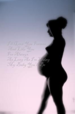 Pregnancy Shadow Effect