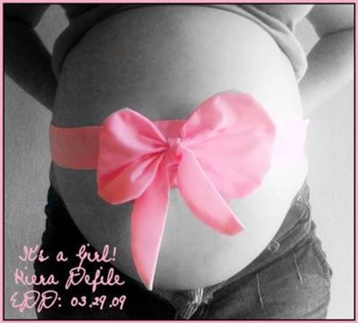 Samantha @ 38/wks Pregnant