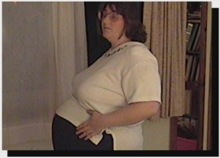 Cherie 36 weeks pregnant